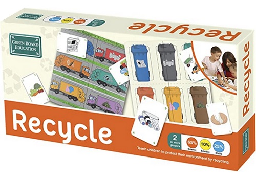Recycle - Green Board