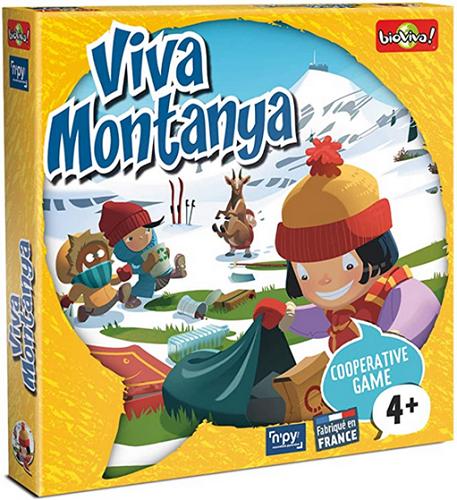 Viva Montanya, Jeu coopératif Bioviva