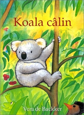 Koala câlin de Vera de Backker