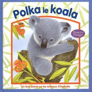 Polka le koala de Maurice Pledger