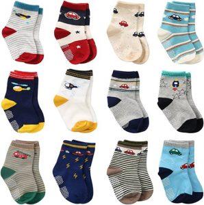 Lien Amazon 12 paires de chaussettes bébé