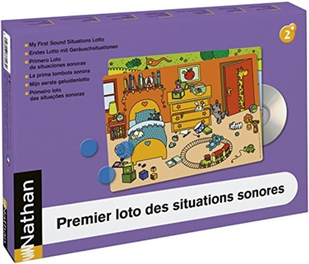 Premier loto des situations sonores Nathan