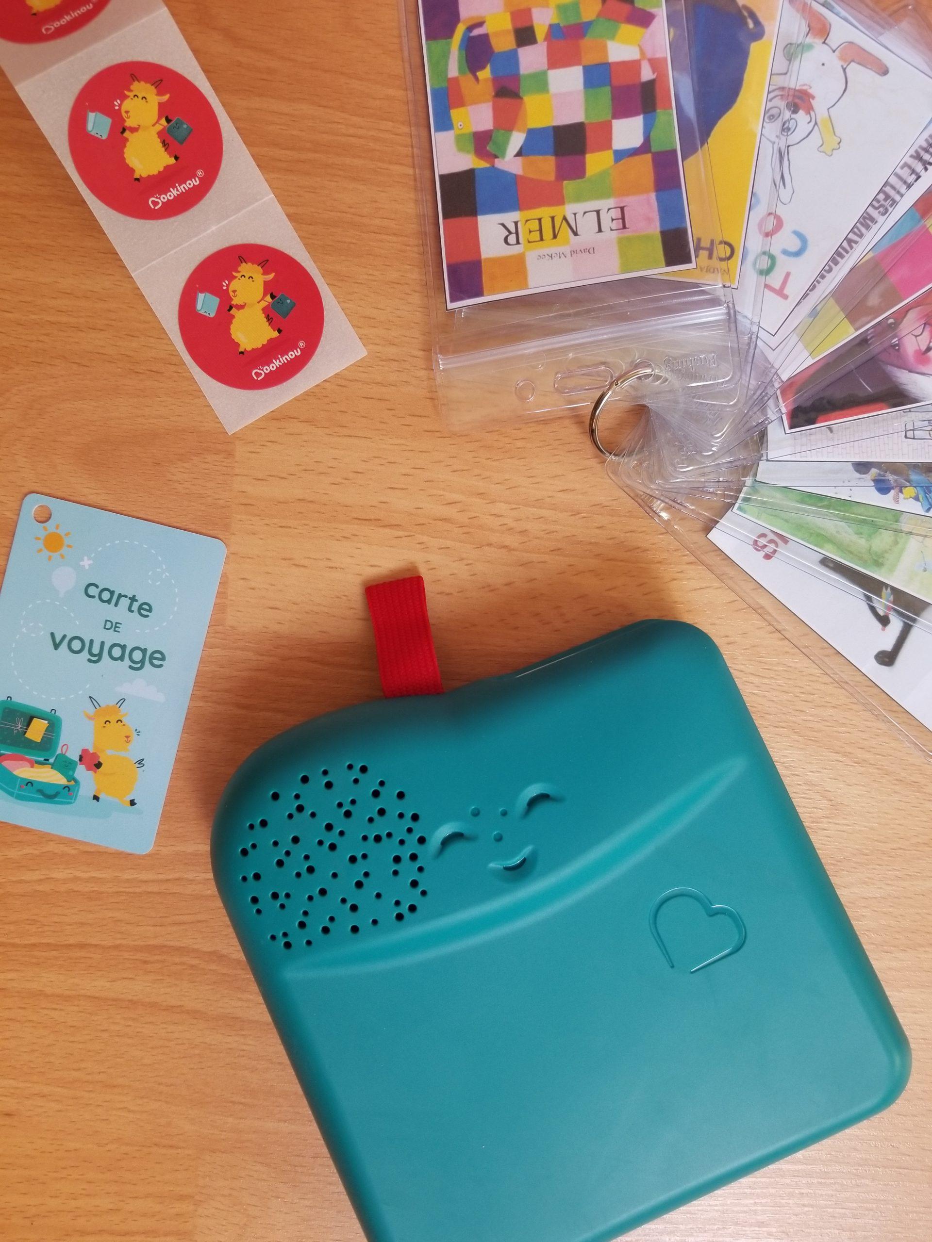 acheter bookinou idée cadeau pour un enfant de 5 ans, bookinou avis