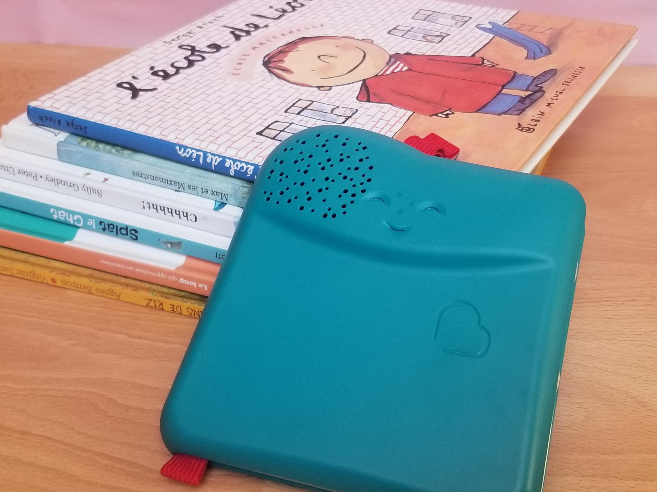 acheter bookinou idée cadeau pour un enfant de 6 ans